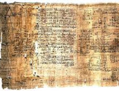 Πώς προέκυψαν τα μαθηματικά; Η ιστορική «διαφωνία» Αριστοτέλη και Ηροδότου
