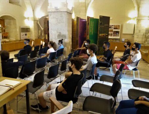 Διδακτική επίσκεψη του Γ4 στο Παλαιοντολογικό Μουσείο Ρεθύμνου